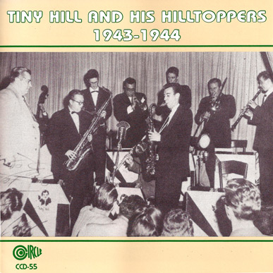Tiny Hill And His Orchestra Find Em-Fool Em - I'm Cryin